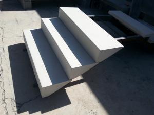 سنگ پله کامل بدون نیاز به زیر سازی